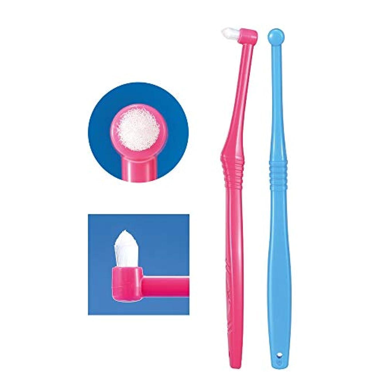スーツデュアルフルートCi PROワンタフト 1本 ラージヘッド S(やわらかめ) ポイント磨き 歯科専売品