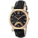 [BVLGARI(ブルガリ)] 腕時計 ソティリオ ブルガリ SBP42BGLDR メンズ ブラック [並行輸入品]