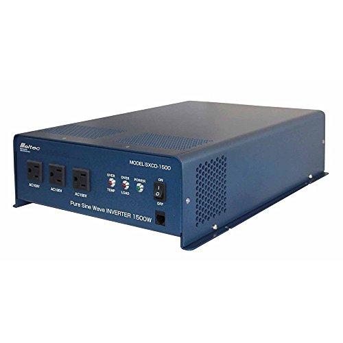 正弦波インバーター SXCD-1500