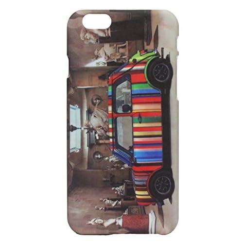 Paul Smith ポール・スミス iPhone 6 4.7インチ ハードケース  アイフォン 専用 ケース ハードカバー ロゴ LOGO:博物館