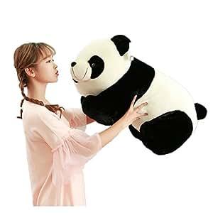 パンダ ぬいぐるみ リアル 大きい かわいい ふわふわ panda (70cm)