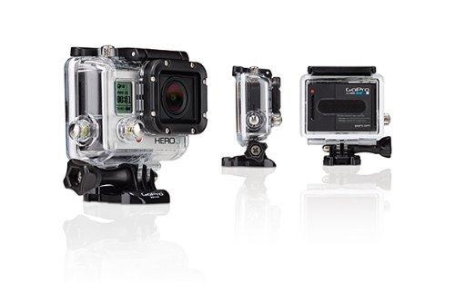 【国内正規品】 GoPro ウェアラブルカメラ HERO3 シルバーエディションCHDHN-301-JP