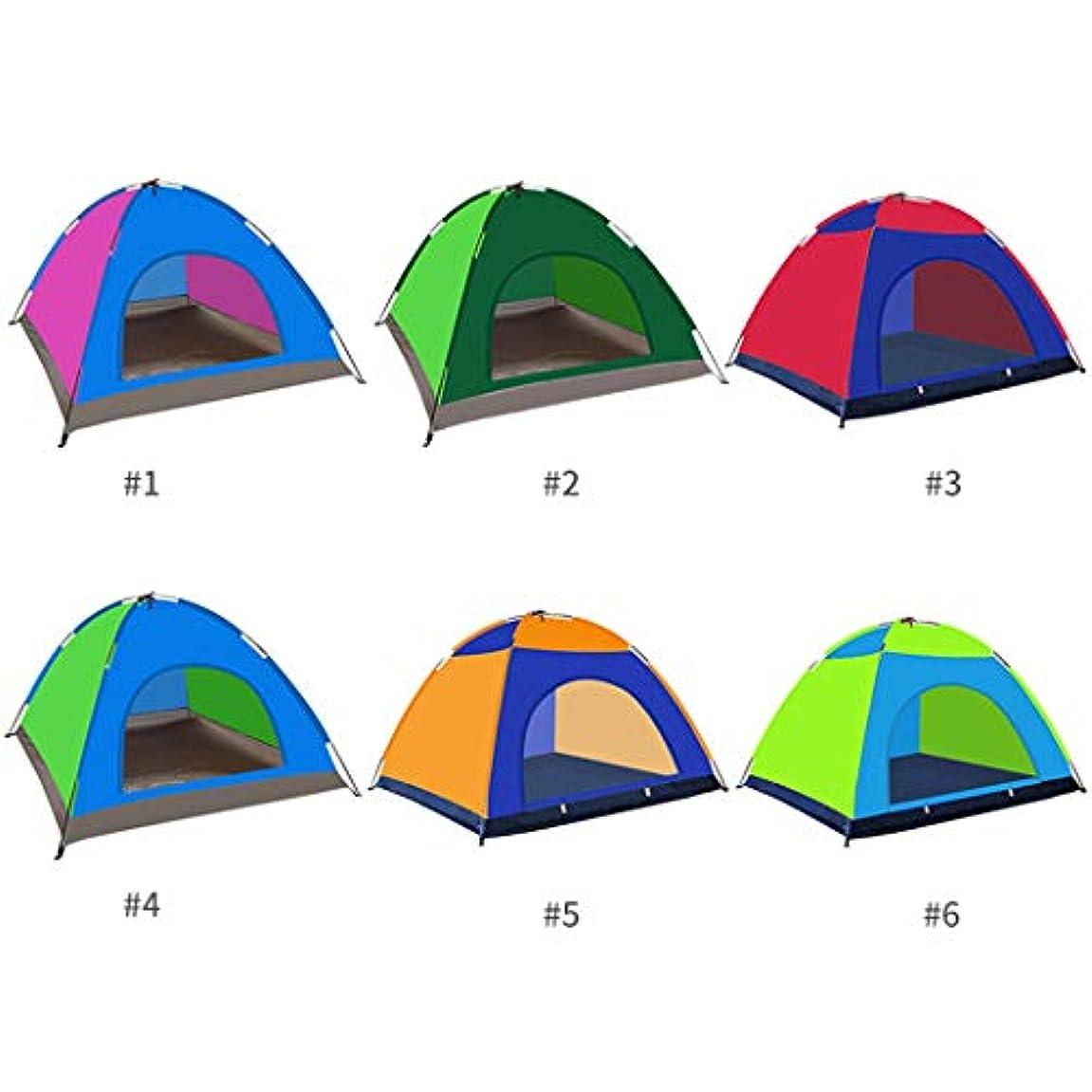 早熟スクリュー慣習キャンプテント_観光用テントがキャンプ用屋外テントを増やします