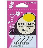 がまかつ(Gamakatsu) ジグヘッド バラ 宵姫ラウンド #4-0.75g.