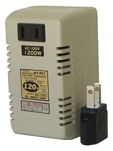 日章工業 トラベルコンバータ熱器具用 マイペットシリーズ DU-120