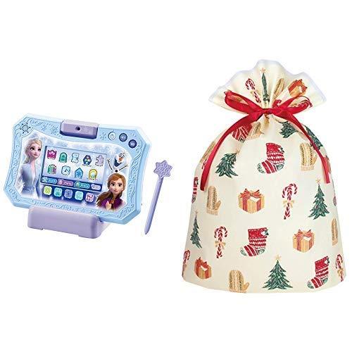 ラッピングセット アナと雪の女王2 ドリームカメラタブレット (ハッピークリスマス)