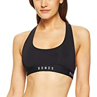 Bonds Women's Originals Racer Crop Bra