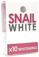 Dr Snail White Soap 70 Grams Acne Scars Stretch Marks & Rashes Reduce Collagen Elasting Creation by dr snail