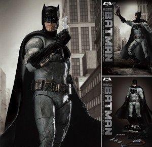 ダイナミック・アクション・ヒーローズ #001『バットマン vs スーパーマン ジャスティスの誕生』1/9 バットマン