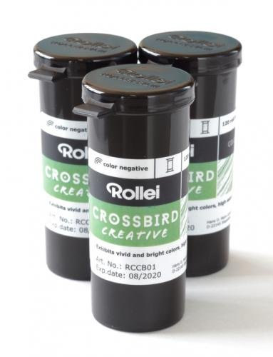 Rollei COLOR NEGA CROSSBIRD ISO200(120)単品