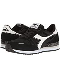 Diadora(ディアドラ) レディース 女性用 シューズ 靴 スニーカー 運動靴 Titan II W - Black [並行輸入品]