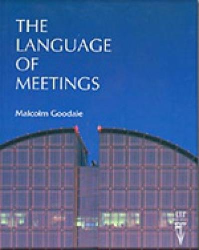 Language of Meetings, The Text (128 pp)