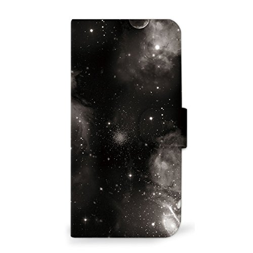mitas Galaxy S5 ACTIVE SC-02G ケース 手帳型  宇宙柄 C (134) SC-0109-C/SC-02G