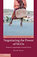 Negotiating the Power of NGOs: Women's Legal Rights in South Africa (Cambridge Studies in Law and Society)