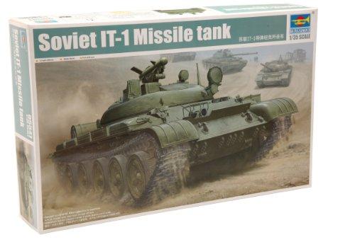 1/35 ソビエト軍 IT-1ミサイル駆逐戦車