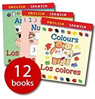 My First Spanish Collection - 12 Books (Paperback)