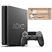 PlayStation 4 Days of Play Limited Edition 1TB (CUH-2200BBZR) 【Amazon.co.jp...