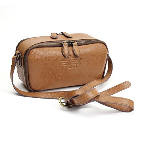 (ダコタ)Dakota アミューズ スクエア型お財布ポシェット ショルダーバッグ 1032464 (ブラウン(40))