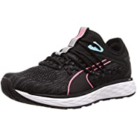 PUMA Speed 600 FUSEFIT WN's Women's Road Running Shoes, Black-Milky Blue