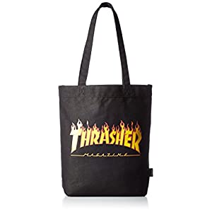 [スラッシャー] スラッシャー/THRASHER トートバッグ A4収納 人気 おしゃれ A4収納 THC800 11 ブラックフレーム