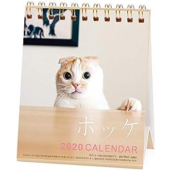 アートプリントジャパン 2020年 ポッケ(週めくりミニ)カレンダー vol.031 1000109240