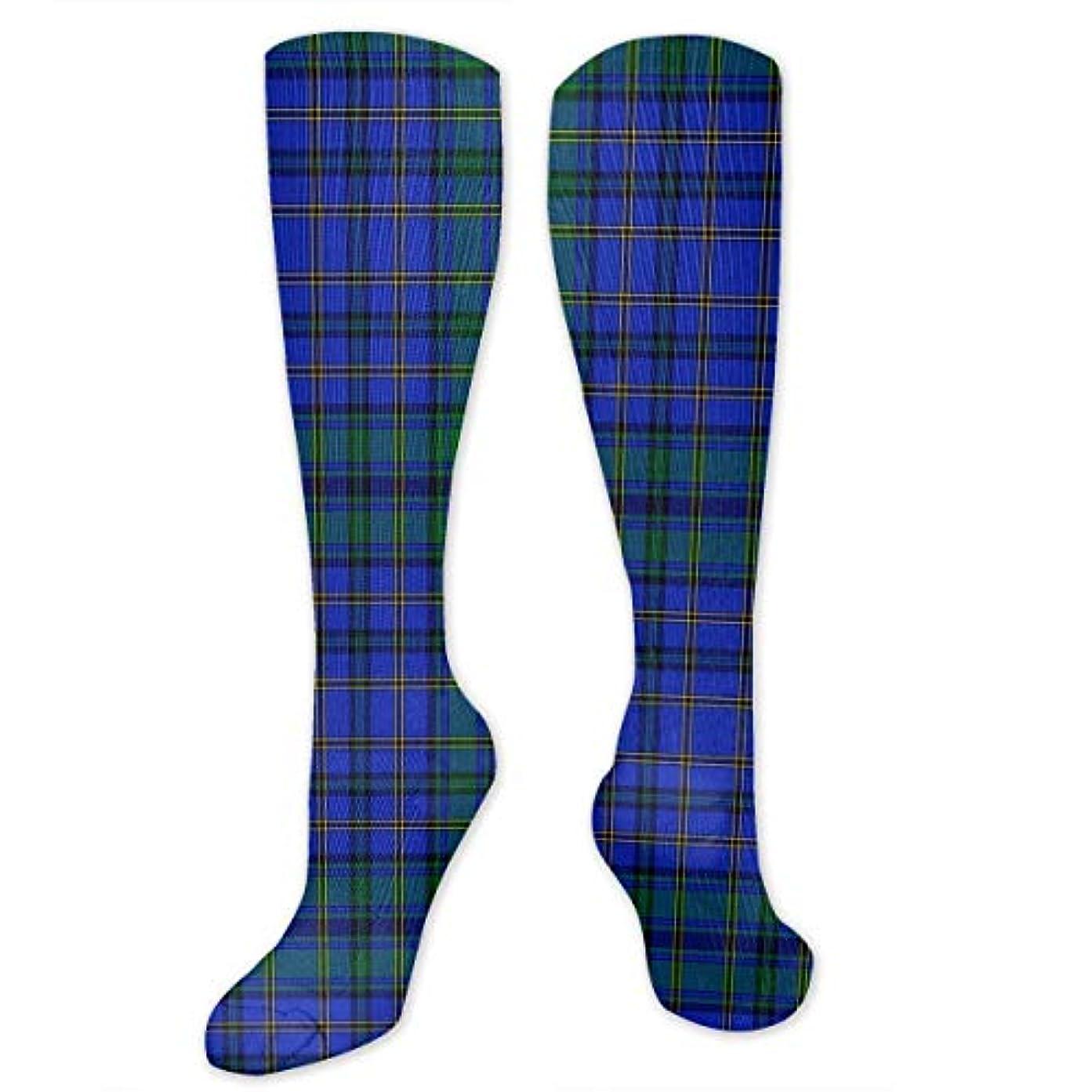 事故品揃えもう一度靴下,ストッキング,野生のジョーカー,実際,秋の本質,冬必須,サマーウェア&RBXAA Hope Weir Tartan Socks Women's Winter Cotton Long Tube Socks Cotton...