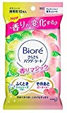 Amazon.co.jp花王 ビオレ さらさらパウダーシート ライムソーダtoピーチの香り 携帯用 10枚
