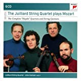 THE JUILLIARD QUARTET PLA