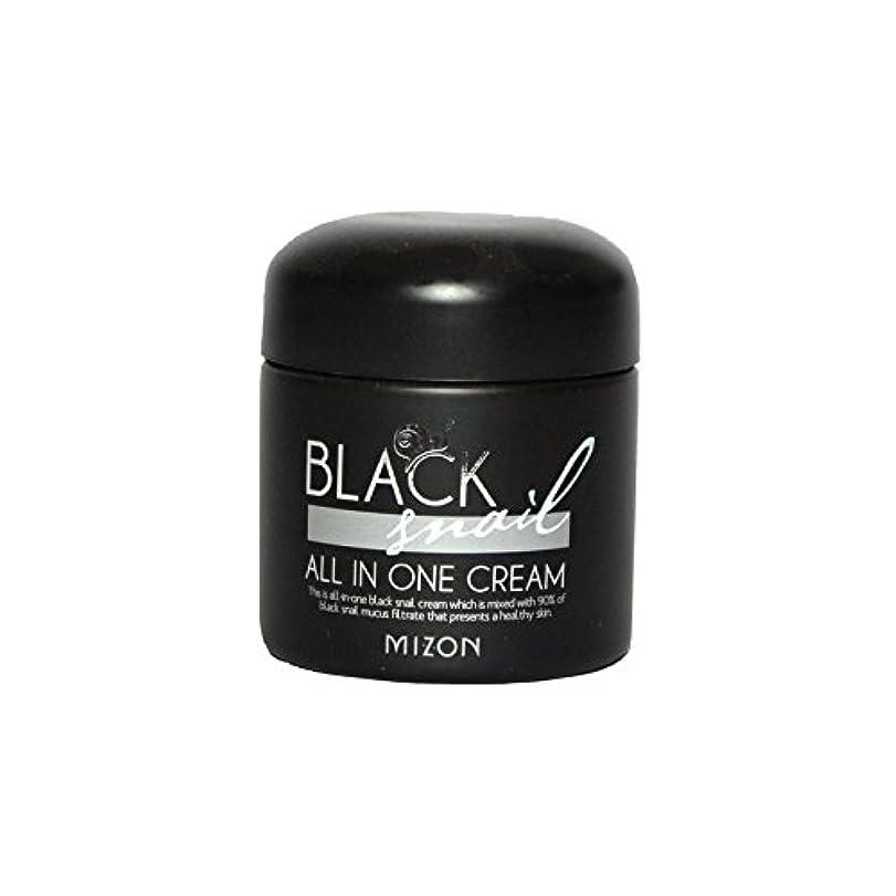 シュリンク解釈ボールMizon Black Snail All in One Cream - 黒カタツムリオールインワンクリーム [並行輸入品]