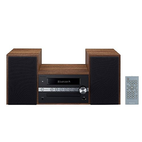 パイオニア Pioneer X-CM56 CDミニコンポ Bluetooth搭載/AM/FM対応 ブラック X-CM56(B) 【国内正規品】