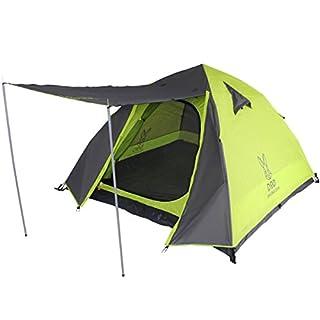 41zYfN16fcL. SL320  - 母子キャンプ・女子キャンプにおすすめ 設営・撤収が簡単なテント《ワンタッチ編》