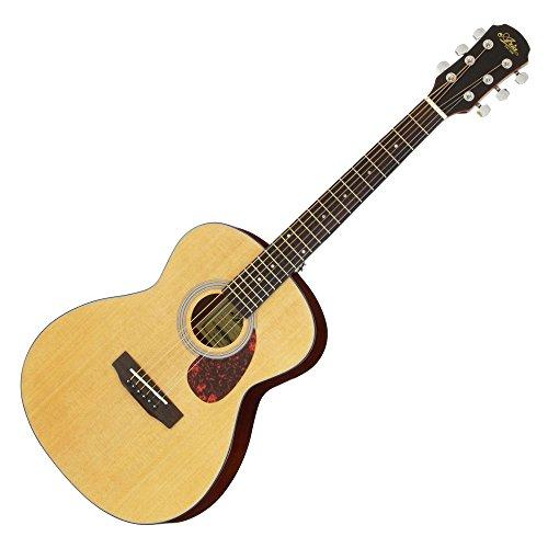 Aria/アリア ADF-01 3/4 N Natural   ミニサイズアコースティックギター  バッグ