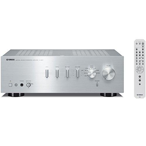 ヤマハ プリメインアンプ 192kHz/24bit ハイレゾ音源対応 シルバー A-S301(S)
