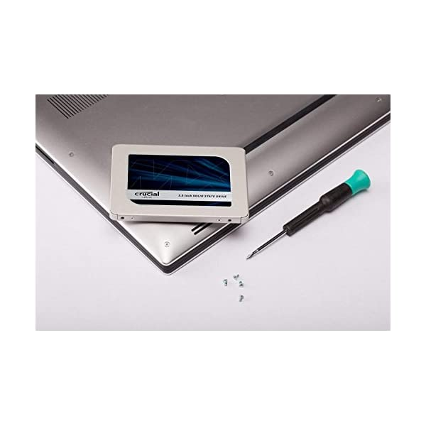 Crucial SSD 500GB 7mm /...の紹介画像6