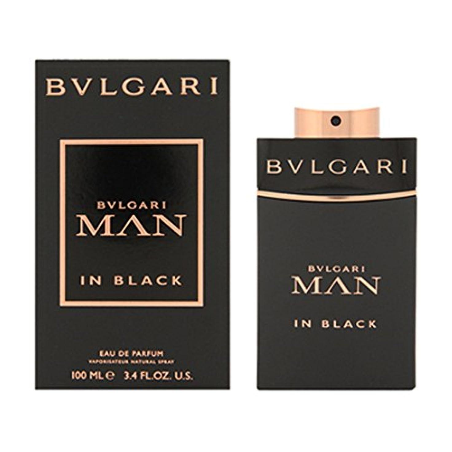 費用いとこ震えるブルガリ BVLGARI ブルガリ マン イン ブラック EDP SP 100ml