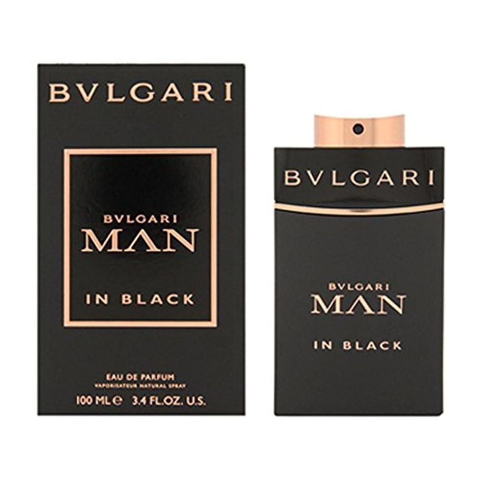 愛されし者暗くする大統領ブルガリ BVLGARI ブルガリ マン イン ブラック EDP SP 100ml