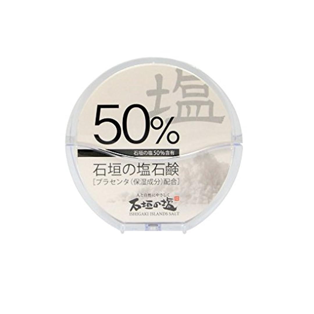 汚染された眠る批判的に石垣の塩石鹸
