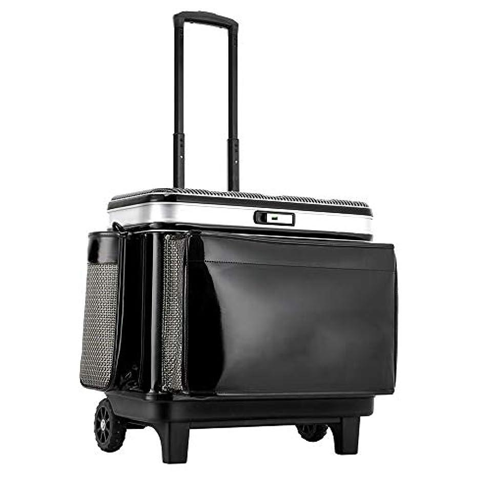 つづり指定くさび魚バケツ ボックス大容量釣りボックス耐性屋外多機能海釣りバケツを着用します 軽量で耐久性のある (色 : Black, Size : One size)