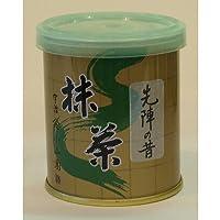宇治抹茶 先陣の昔 30g缶