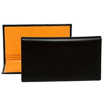 (エッティンガー) ETTINGER メンズ 長財布 ブラック BRIDLE HIDE COLLECTION COAT WALLET BH806AJR BLACK [並行輸入品]