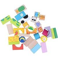KESOTO 子供 教育玩具 ビルディングブロックおもちゃセット 赤ちゃん子供玩具ギフト