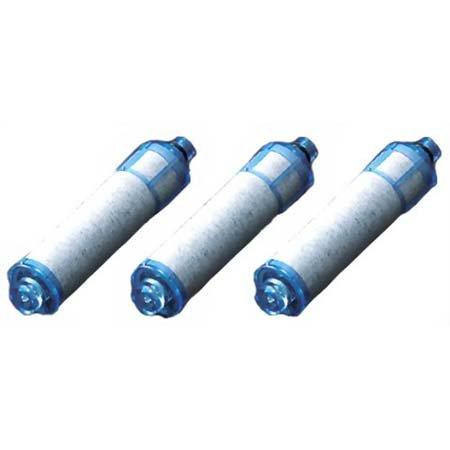 INAX オールインワン浄水栓取替用カートリッジ(高塩素除去タイプ3本セット) JF-21-T