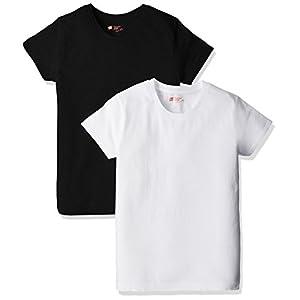 (ヘインズ) Hanes Tシャツ ジャパンフィット FOR HER クルーネック 2枚組 アソート HW5120 998 アソート M [レディース]