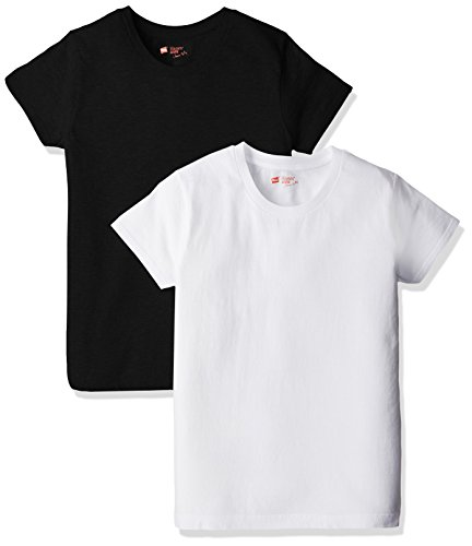 (ヘインズ) Hanes Tシャツ ジャパンフィット FOR HER クルーネック 2枚組 アソート HW5120 998 アソート L [レディース]