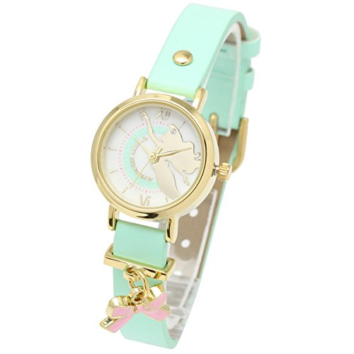 Disney ディズニー 腕時計 リトルマーメイド アリエル 限定品 ちょっと大人のディズニーウォッチ レディース 時計 女性用 クリスマス プレゼント ギフト
