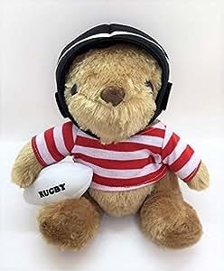 RUGBY BEAR ラグビーベア くまのぬいぐるみ ラグビーワールドカップ2019 応援