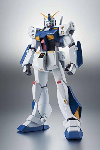 ROBOT魂 機動戦士ガンダム0080 [SIDE MS] RX-78NT-1 ガンダムNT-1 ver. A.N.I.M.E. 約125mm ABS&PVC製 塗装済み可動フィギュア