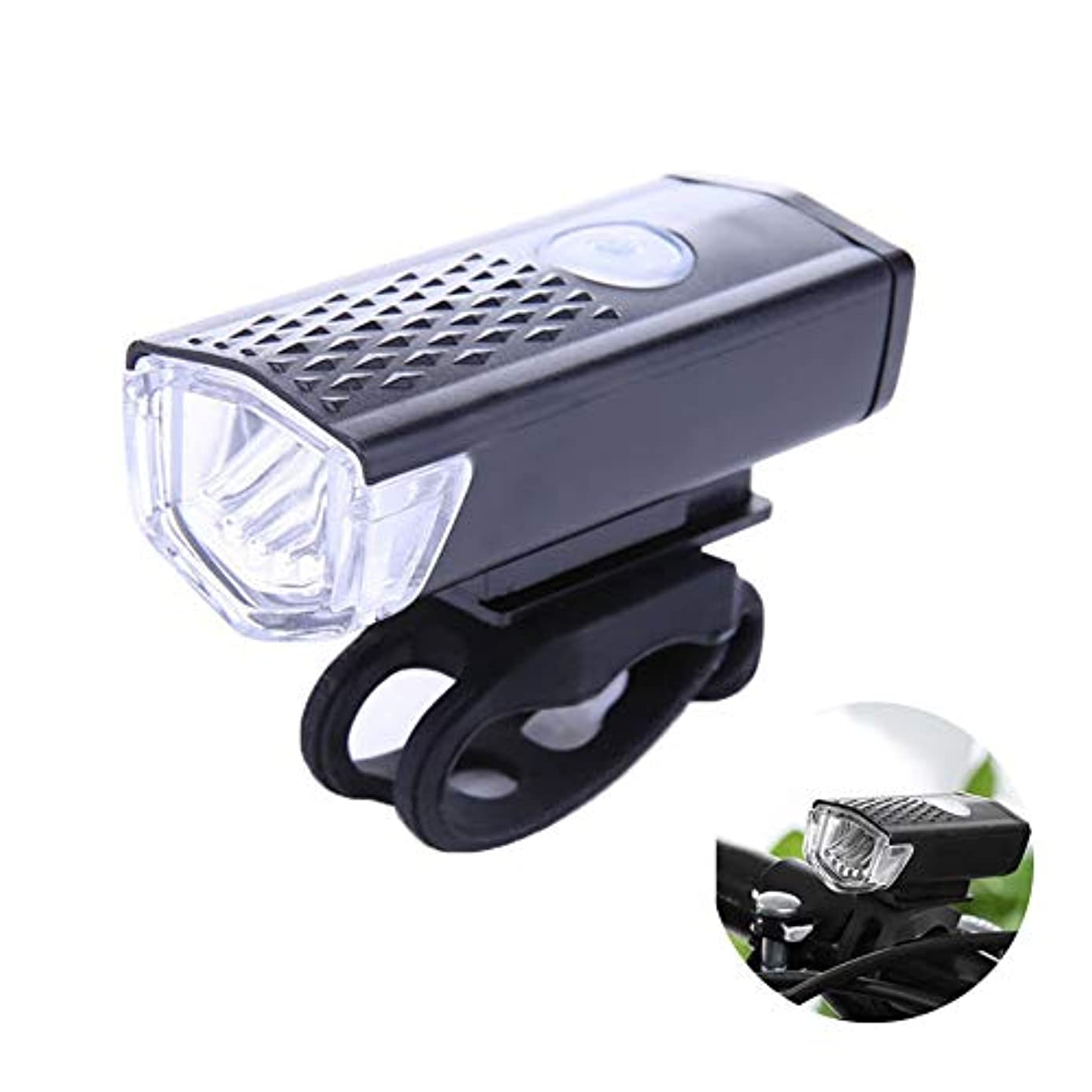 オーバーラン相関する可聴自転車ライト LEDヘッドライト ロードバイクライトUSB充電式 スポーツ アウトドア サイクリング 用ライト 自転車前照灯 防水 防災フロント用 懐中電灯
