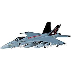 ハセガワ 1/72 アメリカ海軍 F/A-18E スーパーホーネット プラモデル E19