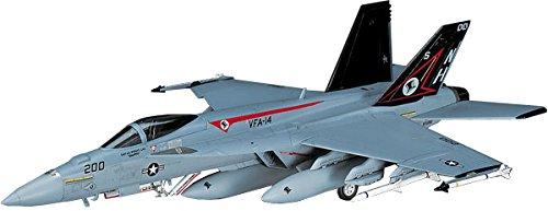 Hasegawa 1/72 US Navy F/A-18E Super Hornet plastic model E19